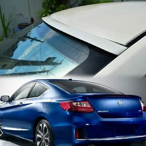 Painted Honda Accord 2013 2015 9th 9 Roof Window Spoiler Wing 2d Couper Jdm Vip