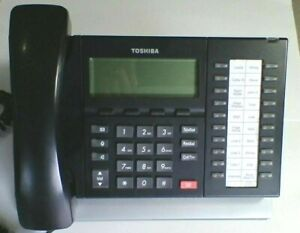 Toshiba Dp5032 sd Business Display 20 button Multi line Telephone Complete