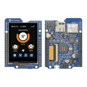 4duino 2 4 Tft Lcd Iot Display Module
