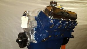 460 Carb Type Ford Crate High Performance Street Balanced Engine Cast Head