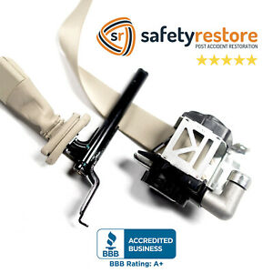 For Honda Civic Seat Belt Repair Service After Accident Assy Rebuild Fix Locked