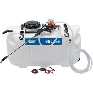 NO DRAMA BUT THIS IS A SERIAL WEED KILLER - ATV QUAD SPRAYER-  -free postage