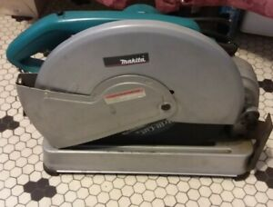 Makita 2414nb 14 inch Portable Cut off Saw New Blade