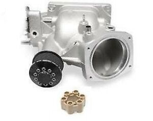 New Lsa Ctsv Zl1 Camaro Supercharger Inlet Snout Griptec W 2 55 Pulley