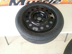 2004 Ford Thunderbird Spare Tire With Jack Kit