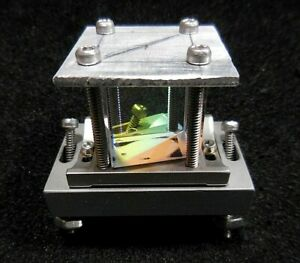 Edmund Industrial Optics 45200 Polarizing Laser Line Beam Splitter Cube 20mm