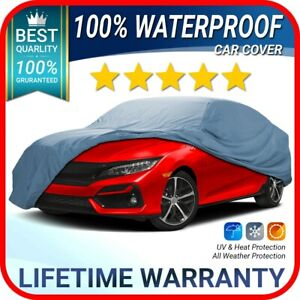 honda Civic Type R 2017 2018 2019 2020 Car Cover 100 Warranty custom fit
