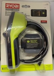 Ryobi Phone Works Inspection Scope 3 Ft Submersible Flexible Cable Led Durable