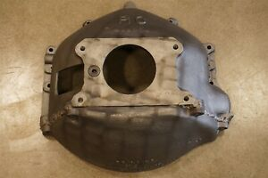 Cast Steel Rc Industries Chevrolet Scattershield Bellhousing Small Big Block 427