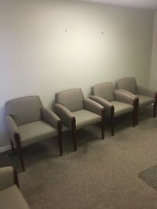 Office Furniture Multiple Waiting Room General Office Chairs Computer Chairs