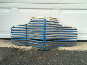 1941 Chevy Car Grille