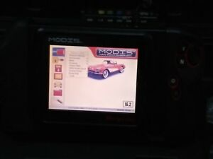 Snap On 16 2 Eems300 Modis Scanner 4 Channel Lab Scope Euro Asian Domestic Truck