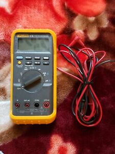 Fluke 87 Lll Rms True Multimeter