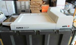Afga Curix Cp60 X ray Film Processor Automatic Table Top Processor May Be New