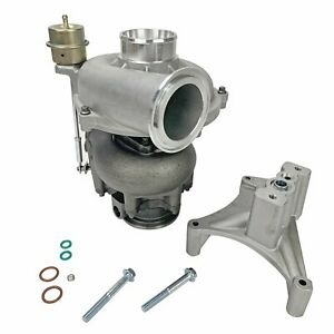 For 7 3l 99 5 03 Ford Powerstroke Diesel Gtp38 Tp38 Turbo Turbocharger pedestal
