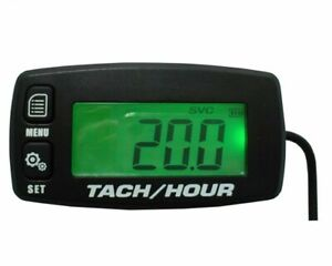 032r Backlight Digital Inductive Tachometer Outboard Motor Tachometer Motorcycle
