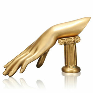 Jewelry Glove Ring Bracelet Jewelry Display Stand Holder Mannequin Hand Finger