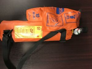 Eeba Emergency Escape Breathing Apparatus By North 10 Minute Bottle Model 850