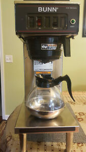 Bunn Cwt35 tc 12 Cups Coffee Maker Brewer Commercial Direct Water