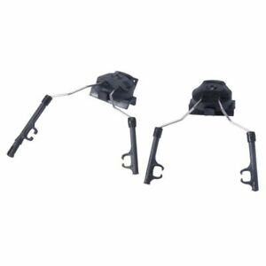 Fast Tactical Helmet Rail Adapter Set Comtac Headset Ops-core Arc Rail Adapter