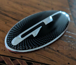 Gt Steering Wheel Emblem For All Kia Models Including Optima And Forte
