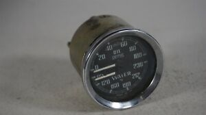 Smiths s Smith Sons Oil Water Temperature Dual Safety Gauge Gd1501 14a Uk