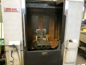 Mori Seiki Nh 6300 Dcg Ii Cnc Horizontal Machining Center New 2011