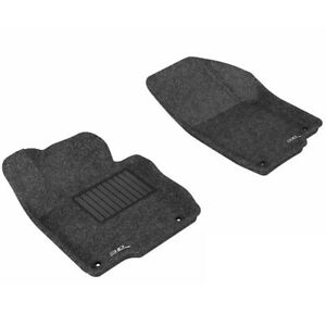 3d Maxpider Custom Fit Classic Floor Mats For Ford 2005 2014 Mustang