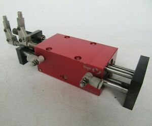 Afag Pneumatic Linear Actuator Assembly With Sensors Lm20 60