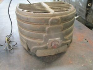 Dodge Plymouth Chrysler Desoto Hot Rat Rod Arvin Hot Water Heater Core Box