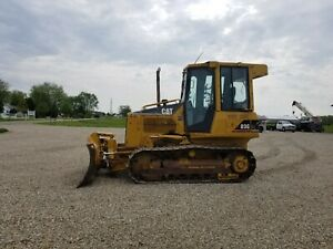 Nice 2003 Caterpillar D3g Xl 6 way Blade Crawler Dozer Diesel Heat ac