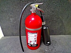 Badger B10v Fire Extinguisher Carbon Dioxide 10lb Bc