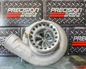 Precision Turbo Sp Cea Billet 6266 Journal Bearing T3 82 V Band