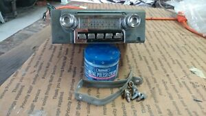 1966 Ford Thunderbird A m Radio