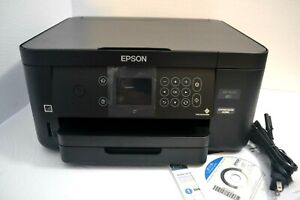 Epson Xp 5100 Expression Home Wireless Color Photo Printer With Scanner Fax