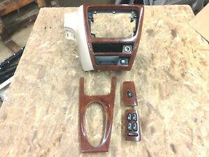 2006 Ford Taurus Dash Radio Bezel Shifter Bezel Window Switch Wood 2000 2007