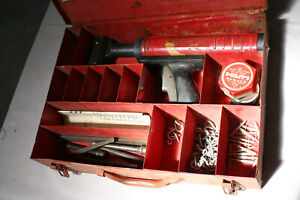 Hilti Dx300 Powder Actuated Stud Gun With Acc