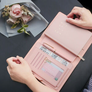 Planner Travelers Diary Notebooks Stationery Writing Pads Organizer Note Pads