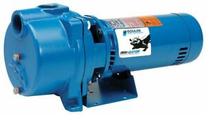 Goulds Water Technology 120 240vac Cast Iron Centrifugal Pump 1 phase 1 1 2