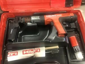 Hilti Dx351 Fully Automatic Powder actuated Tool W X mx32 Free S