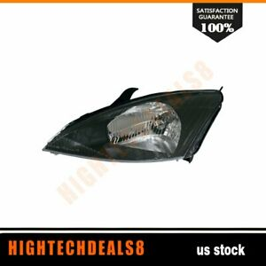 Right Passenger Side Head Lamp Light Assembly Fits Ford 2002 2003 Focus W Svt