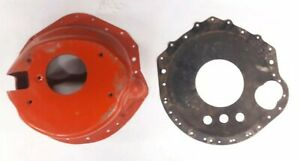 Chevy 4 Speed Lakewood Blowproof Bell Housing Scatter Shield Gasser J15795