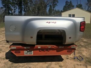 2008 2017 Silverado 3500 Dually Truck Bed New Take Off