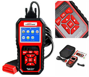 Kw850 Obdii Obd2 Eobd Car Automotive Erase reset Fault Codes Diagnostic Scanner