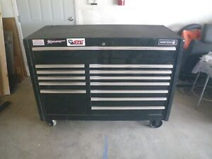 Matco Top Fuel Edition Rollaway Tool Box