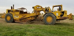 Caterpillar 627 Pan Motor Scraper Diesel Earth Dirt Mover