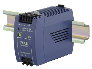 Puls Ml30 102 Industrial Power Supply In Ac 100 240v Out Dc 10 12v 30w