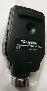 Welch Allyn 11710 3 5 V Standard Opthalmoscope Head New No Box New Bulb Incl