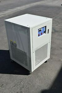 Industry Chiller Spot Cooler Heater A c 4 5kw Portable Test Component Machine