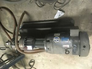 Hydra cell High Pressure Coolant Pump And Filter